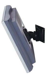 NEWSTAR MONITOR ARM, WALL, 2-MOVEM,
