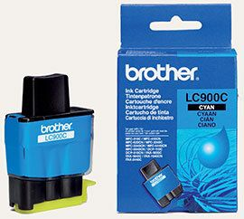 BROTHER Brother LC900C Cyan