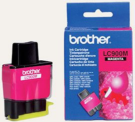 BROTHER Brother LC900M Magenta