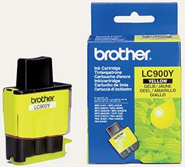 BROTHER Brother LC900Y Yellow