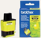 BROTHER LC900Y Yellow (LC900YBPDR)