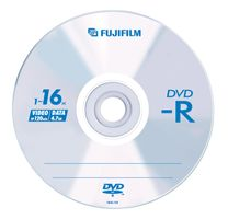 DVD-R 4.7 GB 16X CAKEBOX 50P SILVER