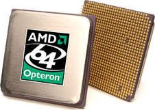 IBM AMD OPTERON DC 2.0GHZ/ 1MB/  MODEL 2212 (25R8931)