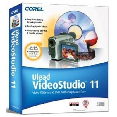 Videostudio 11 Education CTL EDUC Win IE 61-300 Users