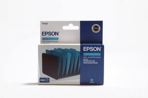 EPSON Ink Cart/cyan STYLUS C82/ CX5200 (C13T04224020)