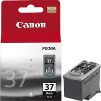 PG-37 BLK BLISTER W/SEC BLACK INK CARTRIDGE