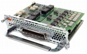CISCO 4-port voice/fax expansion module - BRI (EM-4BRI-NT/TE=       $DEL)