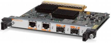 CISCO 2Prt Gbit Enet Shared Port Adapter (SPA-2X1GE-V2=)