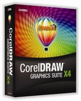 COREL CorelDRAW Graphics Suite X4 License ML (1001 - 2500) CTL Win IE (LCCDGSX4MLI)