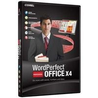 WordPerfect Office X4 Professional License MUL (61-120) CTL Win IE
