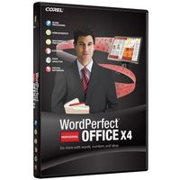 WordPerfect Office X4 Professional License MUL (121-250) CTL Win IE