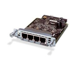 FOUR-PORT VOICE INTERFACE CARD - FXS AND DID EN