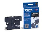 BROTHER LC980BK Black ink 350 pages (BLISTER) (LC980BKBPDR)
