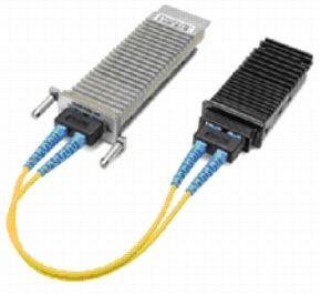 CISCO 10GBBASE-ZR X2 1550nm SMF 80km Module (X2-10GB-ZR=)