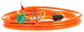 POWER CABLE 5 M (16.4 FT) FOR 24/48 VDC R SERIES VEH MOUNTD COMPS