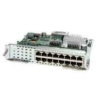 CISCO EtherSwitch L2 SM 15 FE 1 GE POE (SM-ES2-16-P=)