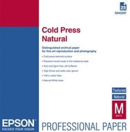 EPSON A2 Cold Press Natural  25 ark (C13S042302)