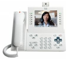 UNIFIED IP ENDPOINT 9971 WHITE  SLIMLINE HANDSET IN