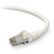 BELKIN Patch Cable/ Cat6 STP 1m white snagless