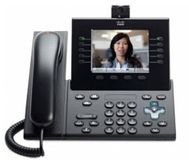 CISCO Unified IP Phone 9951 Charcoal Sim Hndst
