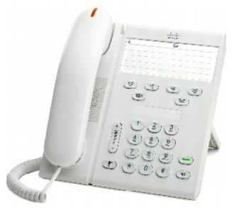 UC Phone 6911, White,
