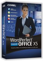 WORDPERFECT OFFICE X5 STD LICENSE ML (11-25) IN