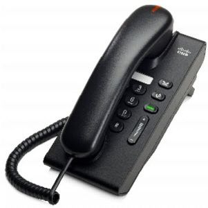 CISCO Phone/UC Phone 6901 Charcoal Std Handset (CP-6901-C-K9= $DEL)