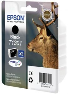 EPSON Ink Cart/T130 Black with