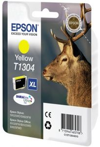 EPSON Ink Cart/T130 Yellow with RF Tag (C13T13044020)