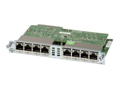 CISCO 8PORT 10/ 100/ 1000 ETHERNET SWITCH INTERFACE CARD (EHWIC-D-8ESG=)