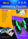 FELLOWES Lamination pouch A3 80