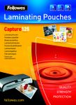 FELLOWES LAMINAT POUCH 75X105MM 125MIC 100PK