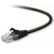 BELKIN Cat5e Snagless STP Patch Cable Black 2m
