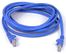BELKIN CAT5e Sng/Shd Patch Cable RJ45M 1M Blue