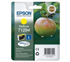 EPSON ink T129 yellow blister (C13T12944021)