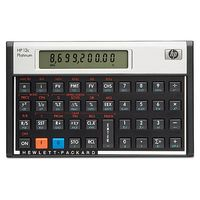 HP 12CPL financial calculator Platinum Anniversary (12CPLABY)