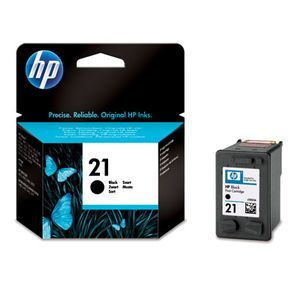 HP No.21 black ink cartridge