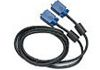 Hewlett Packard Enterprise X260 E1/2 BNC 75 ohm 40 m routerkabel