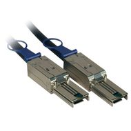 SAS Cable 1xSFF 8088-2xSFF 8088 3m