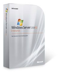 HP Win Srv 2008 Ent Not Pre-Installed