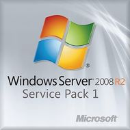 MS Windows Server 2008 R2 Ent S1 ROK, OEM, DVD, MULTI, 1-8 CPU, 10 CAL, SP1