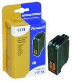 PELIKAN For Use In HP HP DJ 970 Refill-Head color 19ml