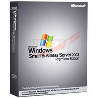 Microsoft Windows Small Business Server 2003 R2, Premium Edition ROK (English)