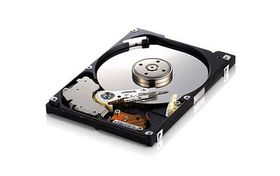 HP 320GB SATA hard disk drive (513949-001)