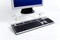 NEWSTAR LCD/CRT MONITOR STAND ACRYL