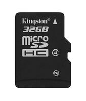SecureDigital/ 32GB MicroSDHC Card only