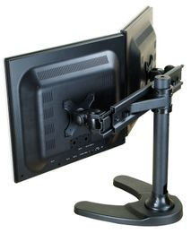 NEWSTAR D700DD DESK MOUNT 19-27""