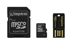KINGSTON 4GB MULTI KIT MIBILITY