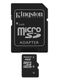 KINGSTON SecureDigital/ 4GB microSDHC Class 10