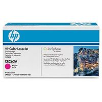 HP Toner/ Magenta CE263AC w/ ColorSphere